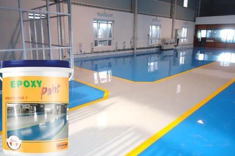 Sơn epoxy là gì? Ứng dụng của sơn epoxy?