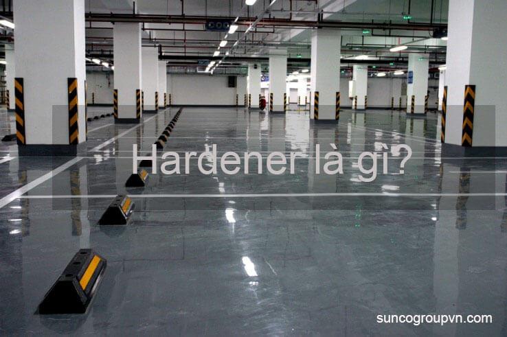 Hardener là gì ? Đặc tính và tác dụng của Hardener ?